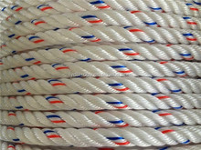 Twist type tali jaring ikan Polypropylene Floating Rope