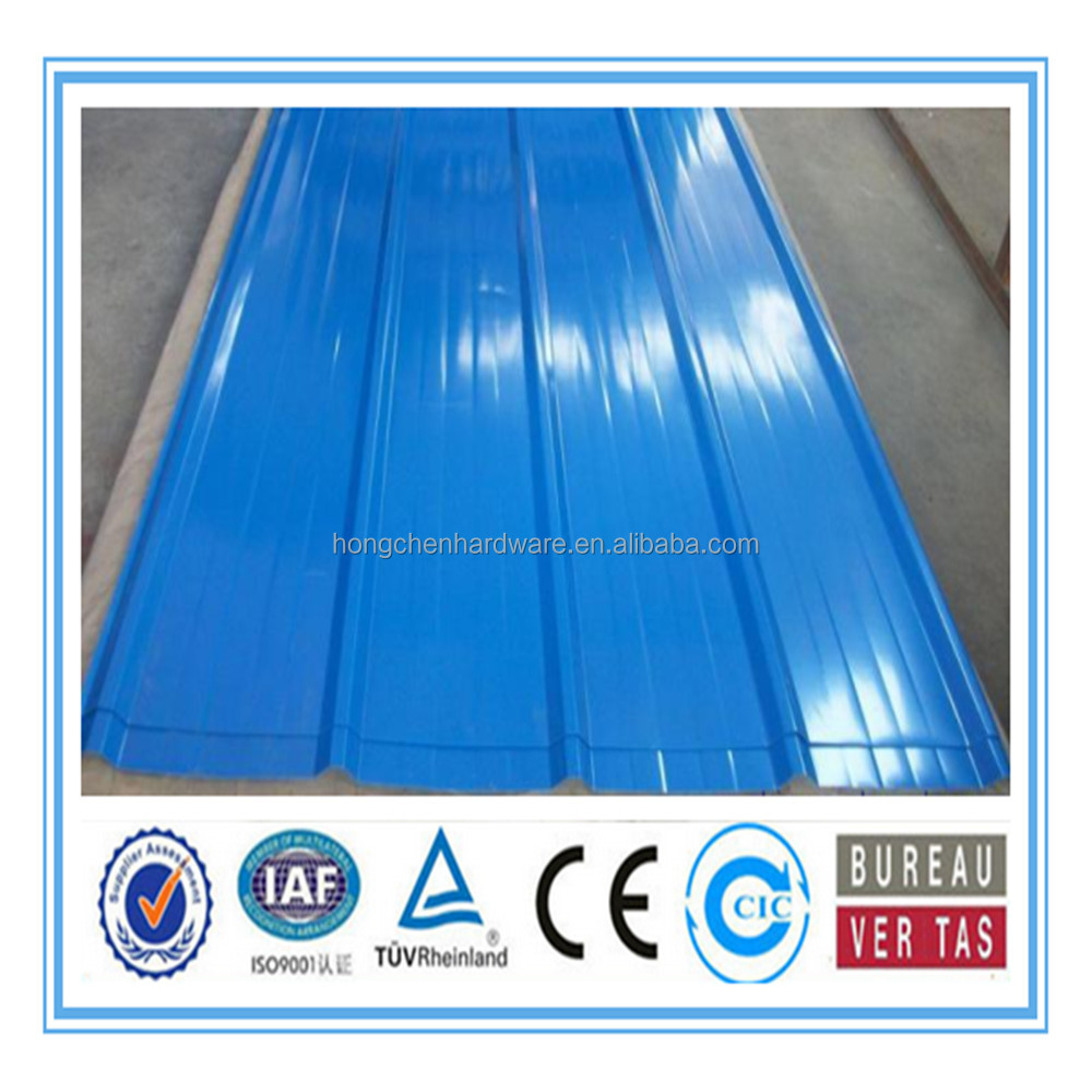 Hot Corrugated Roofing Sheet/zinc Aluminum Roofing Sheet/metal Roof To Turkmenistan