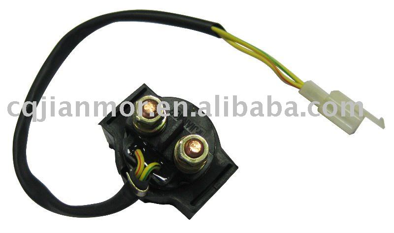 GY6--125 start relay of motorcycle parts