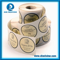 Label Sticker Sticker Roll Label Printing