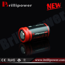 Brillipower 2013 Hottest 3.7V 10.5A 18350 Li-Mn High Drain Battery for Vmax, Mini Provari