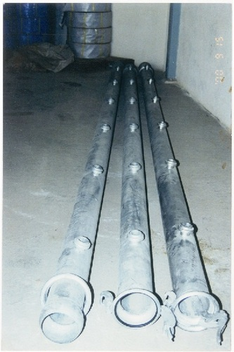 PVC Header pipes