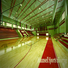 2017 Hot Sale Top Quality Pvc/Vinyl Basketball Sports Flooring