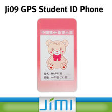 JIMI Ji09 Big Keyboard Mobile Phone For Kids GPS Tracker With Contactless Smart Card