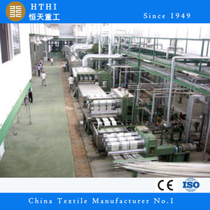 Complete Set Of Polyester Staple Fiber Equipment, PSF Production Machinery