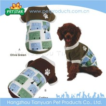 High Quality Fleece Dog Coat