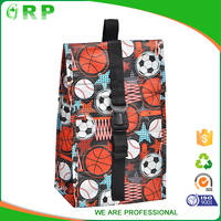 ISO/BSCI Outdoor fitness disposable thermal picnic insulated cooler bag