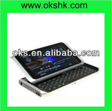 E7 3G 850/1700/1900/2100 slide mobile phone with qwerty keyboard