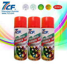 7CF Rubber Coating Spray For Car
