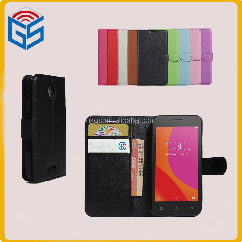 hot sale phone case for lenovo a plus a1010 a20 leather case flip cover for lenovo vibe b