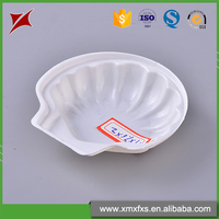Selling frozen blister PET fruit disposable plastic food trays