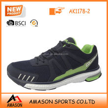 colorful cina wholesale durable lastest design wholesale light stocklot athletic shoe running shoes