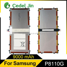 Replacement battery for Samsung Galaxy Tab P8110 NEXUS10 SP3496A8H tablet pc battery