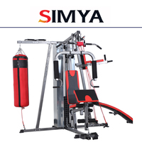 factory price multi station heavy duty home gym equipment sports goods