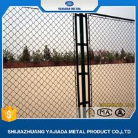best price vinyl coated galvanized chain link fence cost per foot