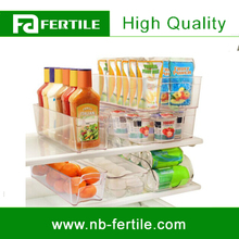 WFZ 423798 OEM High Quality Wholesale 6PC Stackable Fridge Bins