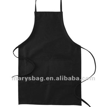 65/35 Poly Cotton Apron with Adjustable Ties