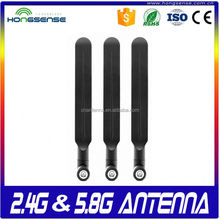 360 degree rotation pc 2.4g wifi pcb internal antenna with u.fl High quality external router antenna 3dbi 2.4g