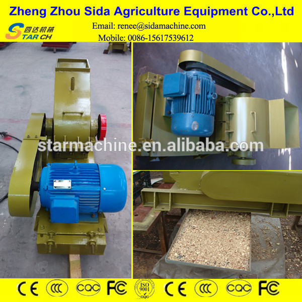 Fully Automatic Cassava Flour Grating Machine for Sale