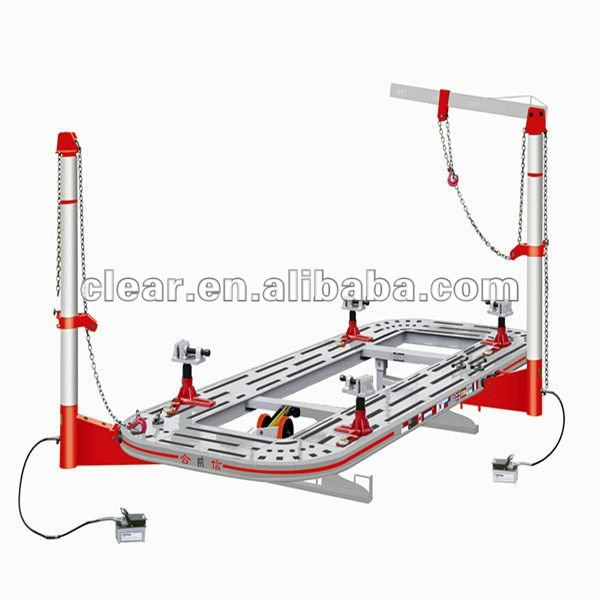 alat berat/auto body frame machine H-601