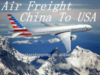 Daily departure textile/clothes/electronics shiping to San francisco USA from shenzhen