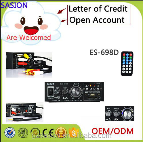 SASION car audio amplifier mini amplifier with good price