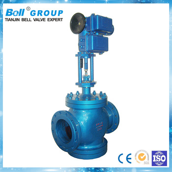 electronic control water valve