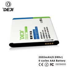 2016 portable batteries china mobile 2100 mAh for Samsung galaxy s4/ i9500 phone accessories
