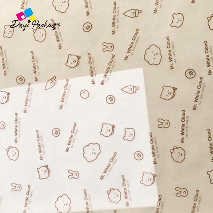 China bulk tissue wrapping paper wholesale