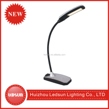 Modern Portable Luminaire Fancy Flexible Gooseneck Led Desk Lamp