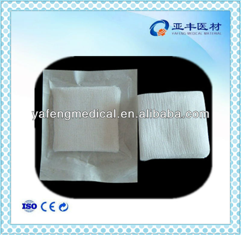 medical 4x4 sterile gauze pads with good price