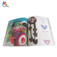 Cheap wholesale eco friendly children book printing