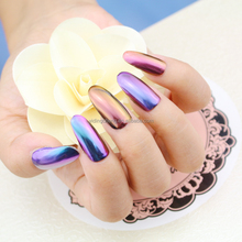 In Stock!!! Hot Sale Magic Metallic Chrome Pigment Mirror Powder for Nail Gel Polish