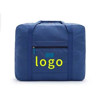 Promotion gift lightweight foldable travel bag foldable travel bag