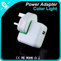 10W 5V 2.1A usb universal battery cell phone charger wall rohs charge