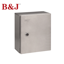 B&J Stainless Steel Electrical Distribution Enclosure Box