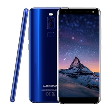 Original Unlocked LEAGOO S8 3GB+32GB 4G Mobile Phone Dual Front Cameras 5.72 inch LEAGOO OS 4.0 Android Phones S8 Smartphone