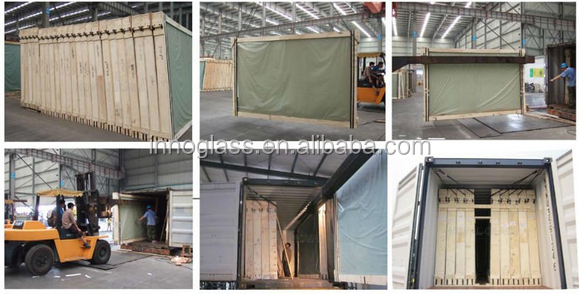 8m Clear and Colored Float Glass Big and Small Size,Ready Stock to Main Port