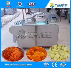 2015 hot sell vegetable and fruit cutting machine