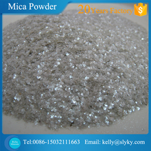 China Rijia muscovite mica mineral price
