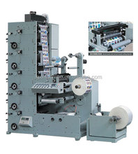 RY-320 Automatic Flexography Label Printing Machine