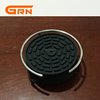 GRN Stainless Steel Holder Coaster Silicon