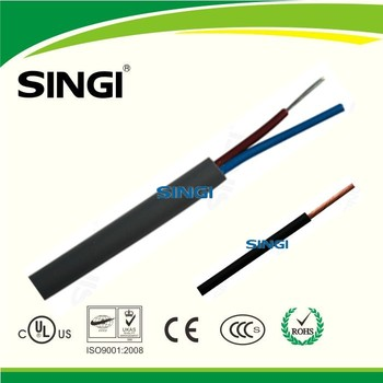 UL 2464 PVC insulated cable AWG electric wire