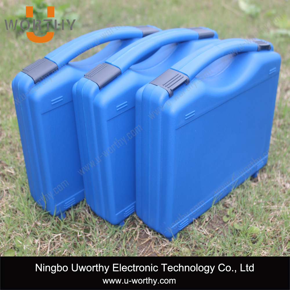 Simple Plastic Tool Case Soft Tool Case with Foam Insert