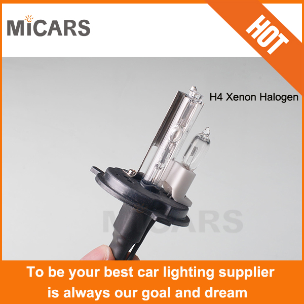 New design hid xenon light hid xenon H4 halogen bulb 35W