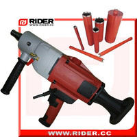 wet diamond core drill kit 2100w tools concrete