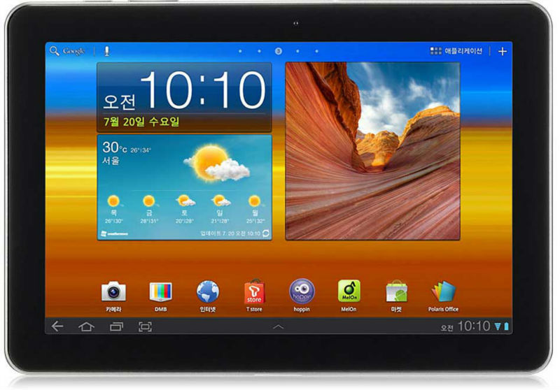 USED SAMSUNG TABLET PC 10.1 SHW-M380