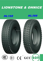 LIONSTONE TBR tyres 9.00R20 9.00-20 hot selling used and new truck bus tires