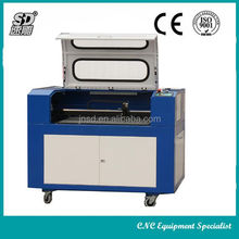 CE approved!!! China high quality & Competitive price SD-6090(600*900mm) pen metal laser engraver