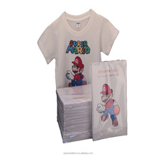 Unewprint light A4 digital printing inkjet transfer paper for cotton fabric t-shirt